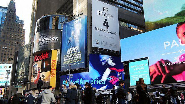 Samsung à NY