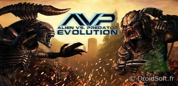 alien vs Predator evolution android