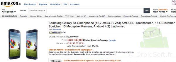 amazon galaxy S4