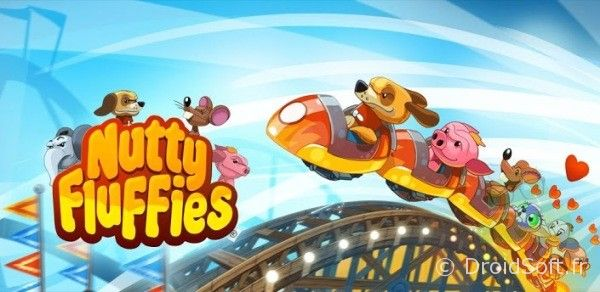 android jeu gratuit nutty fluffies