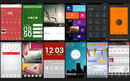 buzzlauncher android