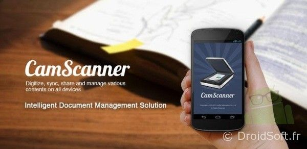 Cam Scanner Android 1