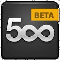 logo 500px Beta