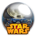 logo Star Wars Pinball