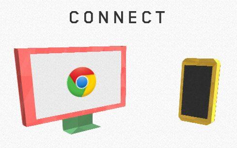 connect google chrome