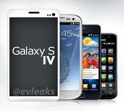 design galaxy S4