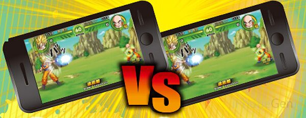 dragon ball tap battle android ios