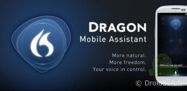 dragon nuance android app gratuite