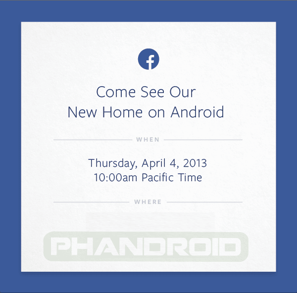 facebook-event android