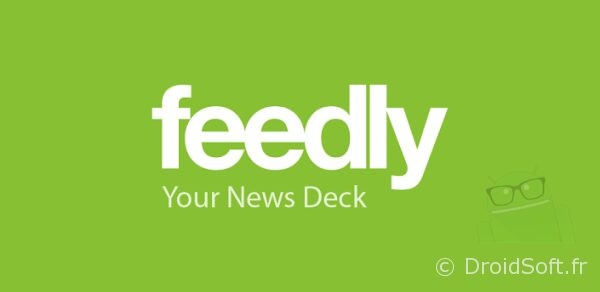 feedly android rss