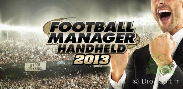 Football Manager Android 2013