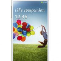 galaxy s4 blanc officiel