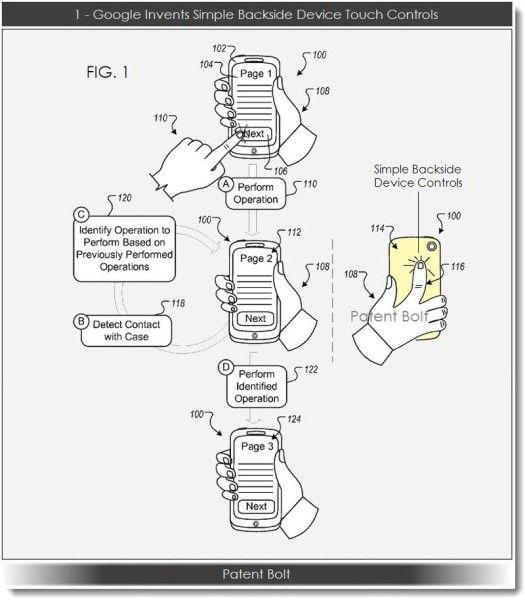 google brevets livre