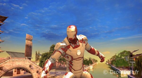 iron man 3 android