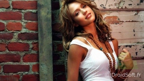 jessica alba wallpaper android