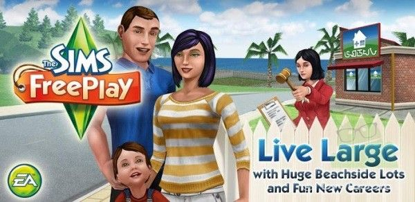 live large sims gratuit android