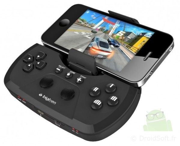 manette bigben android et iphone