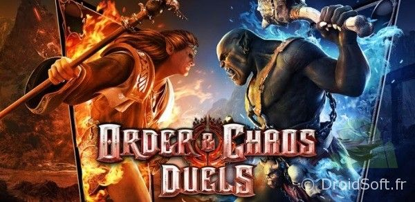 order & chaos duels android gratuit