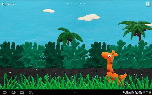 plasticine live wallpaper android