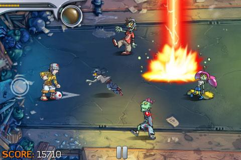 pro zombie soccer android bon plan