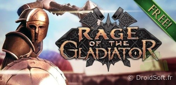 rage of the gladiator android gratuit