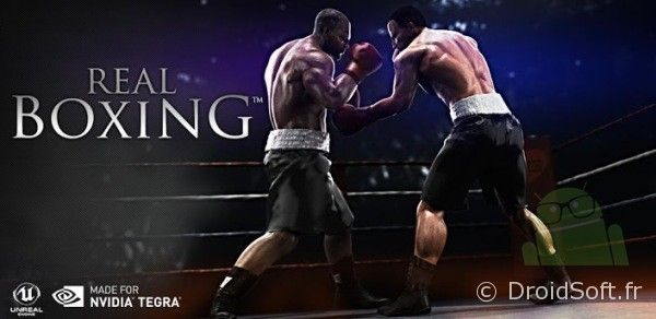 real boxing android jeu