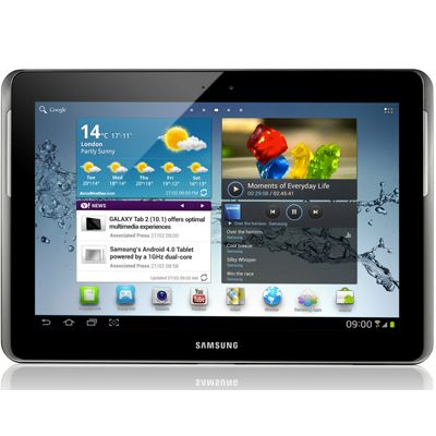 La Galaxy Tab 2