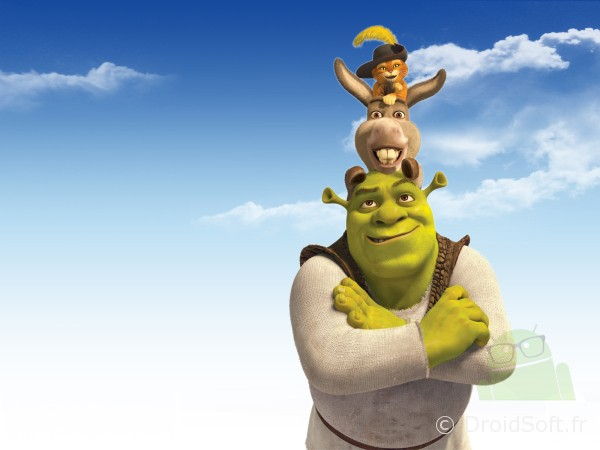 shrek wallpaper android