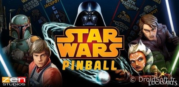 star wars pinball android