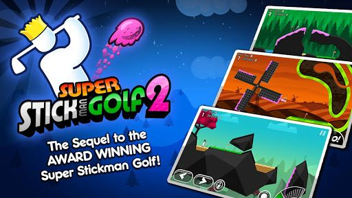 superstickman golf 2 android