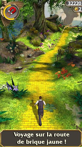 temple run oz android jeu gratuit