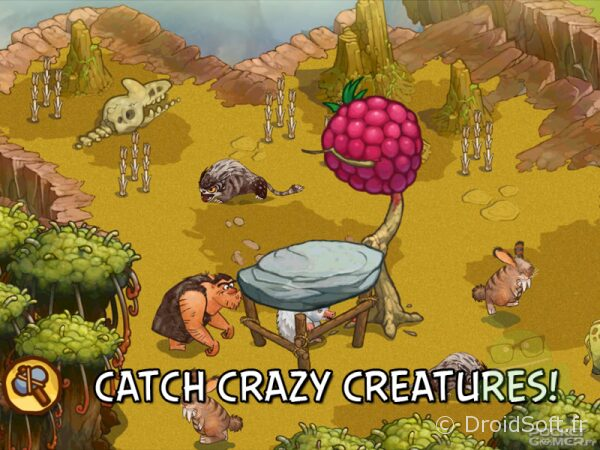 the croods jeu android iphone