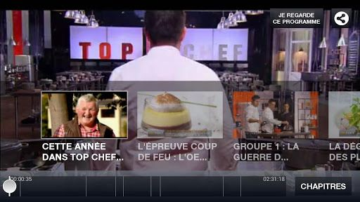 top chef android