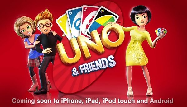 uno and friends android ios