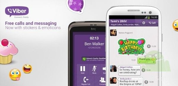 viber androids