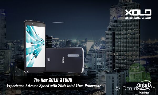 xolo x1000 smartphone android