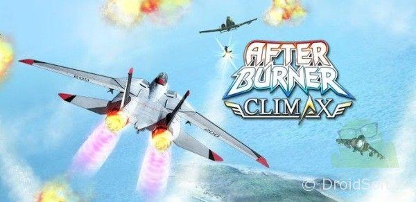 After Burner Climax sega android