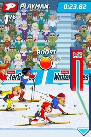 Playman Winter Games 1