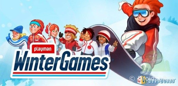 1 Playman Winter Games android