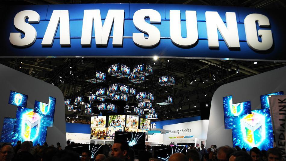 Stand Samsung