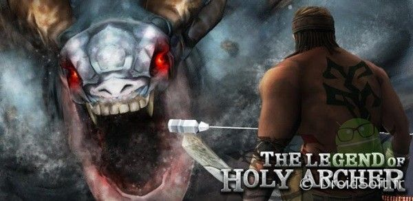 The Legend of Holy Archer android