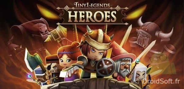 Tiny Legends - Heroes android