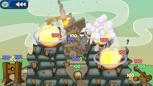Worms 2 Armageddon android 3