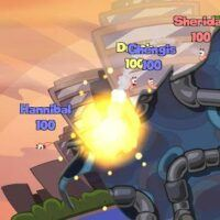 Worms 2 Armageddon, Worms 2 Armageddon dispo sur Android au Canada