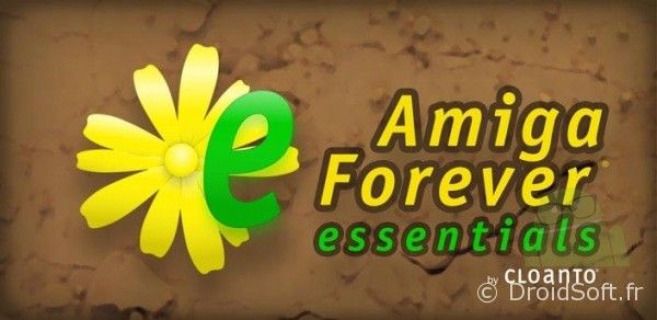 amiga forever essentials android