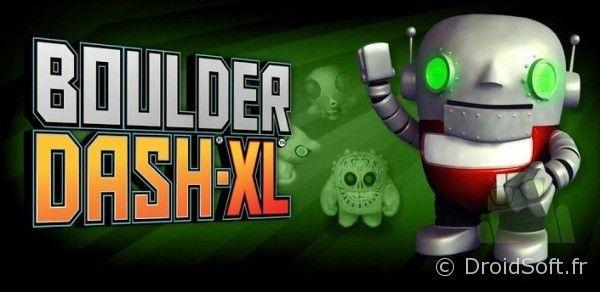 boulder dash xl android jeux
