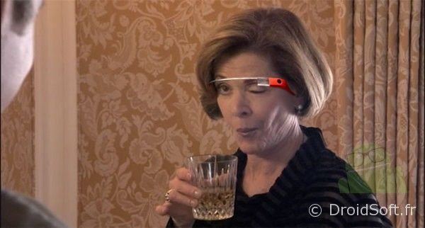 clin doeil google glass