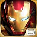 logo Iron Man 3 - Le jeu  officiel