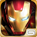 logo Iron Man 3 - Le jeu  officiel
