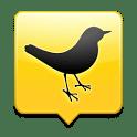 logo TweetDeck (Twitter, Facebook)